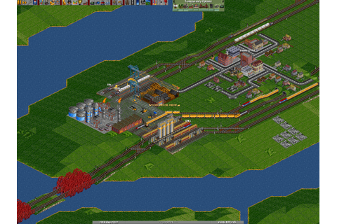OpenTTD saved games: 200901