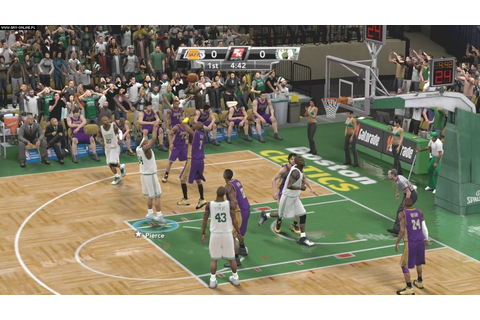 NBA 2K9 - screenshots gallery - screenshot 3/97 ...