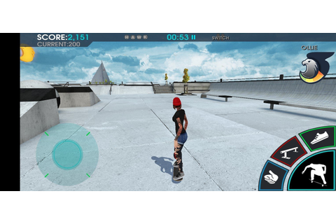 Free Download Tony Hawk's Skate Jam 1.1.50 for Android