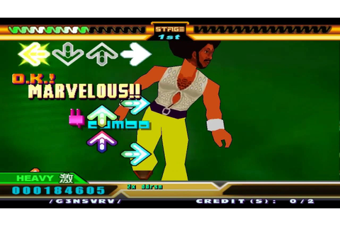 Stepmania 3.9 - Dance Dance Revolution 7th. Mix (DDR MAX 2 ...