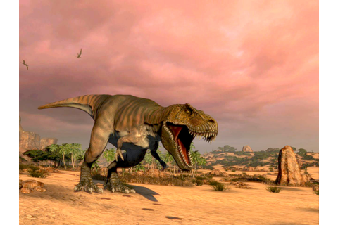 Carnivores: Dinosaur Hunter Reborn – Now Available On Steam