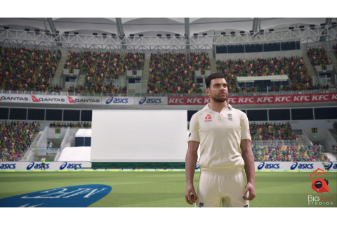 Ashes Cricket Announced for Playstation 4