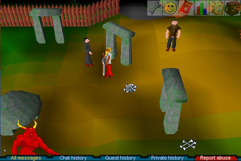 RuneScape Classic is shutting down, and the streaming ...