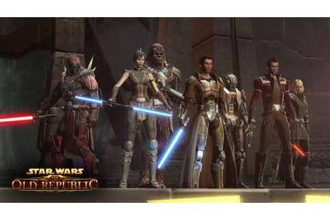 STAR WARS: The Old Republic - 'Build Your Legacy' Trailer ...