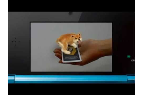 New Nintendogs + Cats Gameplay Footage (including ...