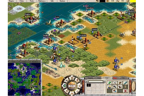 Civilization: Call to Power Free Download Full PC Game ...