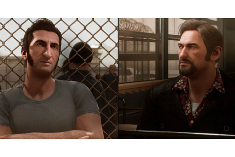 A Way Out Lasts 7/8 Hours; PS4 Pro & Xbox One X ...