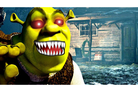 SHREK IS LOVE, SHREK IS LIFE! - SWAMP SIM HORROR [Shrek ...