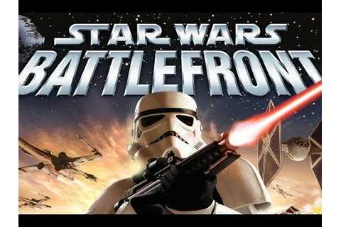 CGRundertow STAR WARS BATTLEFRONT for PlayStation 2 Video ...