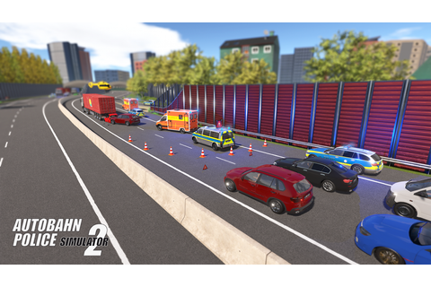Media – Autobahn Police Simulator
