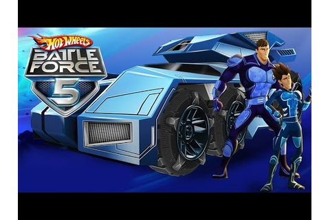 #6 Hot Wheels Battle Force 5 - Video Game - Gameplay ...