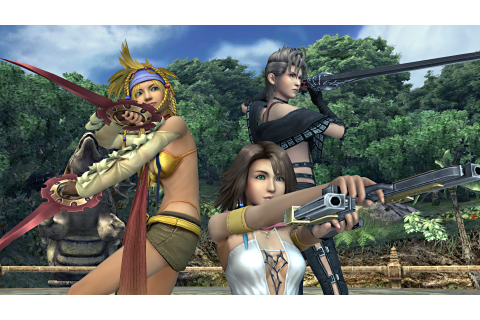 FINAL FANTASY X/X-2 HD Remaster for Nintendo Switch ...