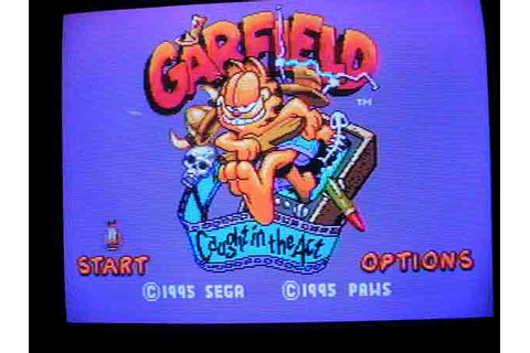 Garfield: Caught in the Act, A review on one of the Fat ...