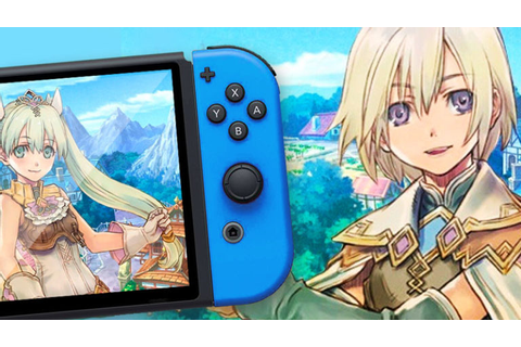 Marvelous Talks Rune Factory 5 Release Date - My Potato Games