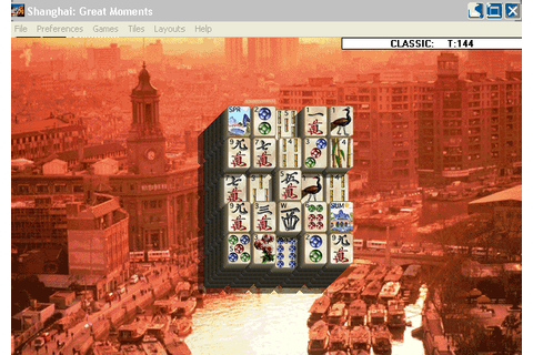 Download Shanghai: Great Moments (Mac) - My Abandonware