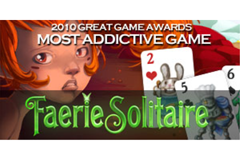 Faerie Solitaire | GameHouse