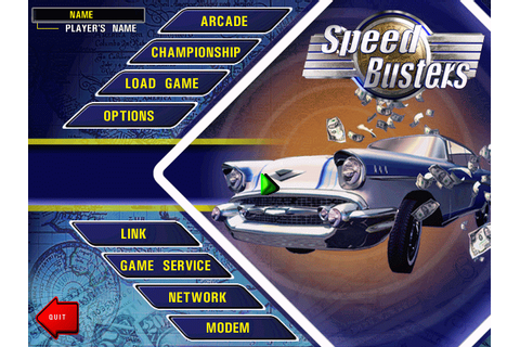 Скриншоты Speed Busters: American Highways на Old-Games.RU