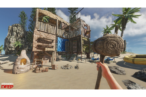 Survival Game Stranded Deep Crashes onto PS4 in October ...