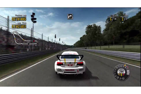 Superstars V8 Next Challenge (PS3) Monza track full race ...