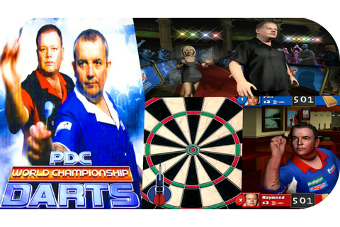 PDC World Championship Darts 2008 Gameplay ( PS2 ) HD ...