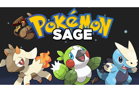 DECOUVERTE DE POKEMON SAGE : FAKEMON DE QUALITE ! - YouTube