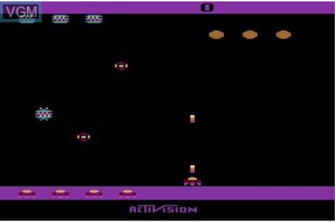 Spider Fighter for Atari 2600 - The Video Games Museum