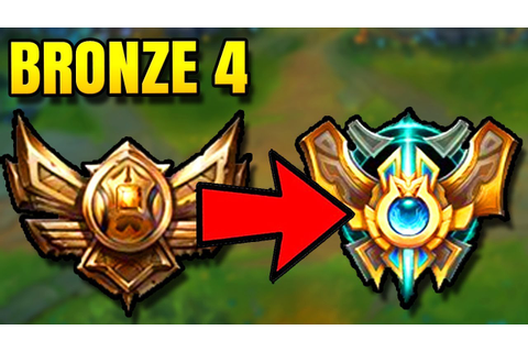 A BRONZE 4 APPEARS IN A CHALLENGER GAME? - Challenger to ...