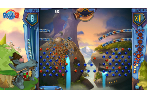 Peggle 2 | Midnight Game Reviews