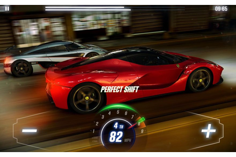 CSR Racing 2: The Stylish Car Racing Game - App Cheaters