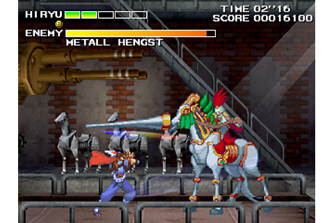 Daily Classic: Strider 2, an Arcade Game Born into the ...