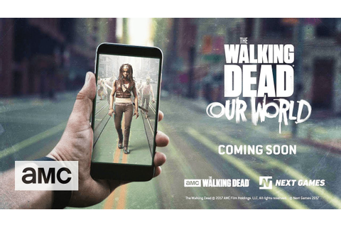 The Walking Dead: 'Our World' Mobile Game Official Trailer ...