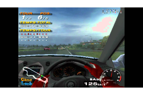 [HD] GAMETRONIK - DRIVING EMOTION TYPE-S - PLAYSTATION 2 ...