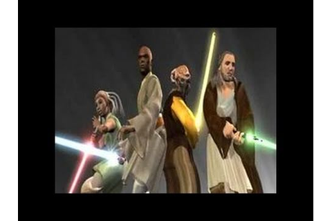 Star Wars: Episode I: Jedi Power Battles PlayStation - YouTube