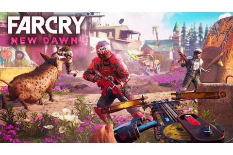 Far Cry New Dawn - New Trailer! EVERY DETAIL REVEALED! New ...
