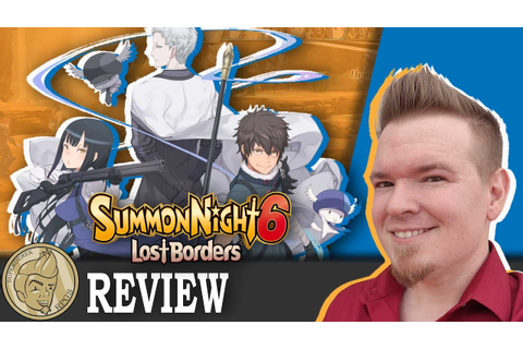 Summon Night 6 Review! (PS4/Vita) The Game Collection ...