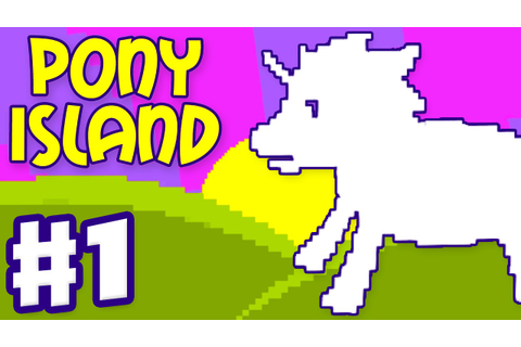 Pony Island - Gameplay Walkthrough Part 1 - Intro and Act ...