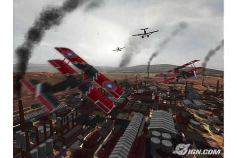 Wings of War Screenshots, Pictures, Wallpapers - PC - IGN