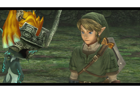 » Test : The Legend of Zelda Twilight Princess HD