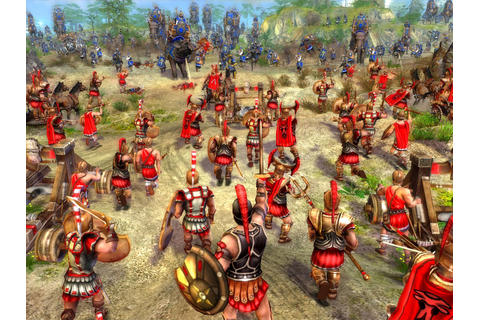 Download PC Games Ancient War - Sparta For Free Full Rip ...