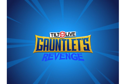 Tilt to Live Gauntlet's Revenge - test jeu iPhone et iPad ...