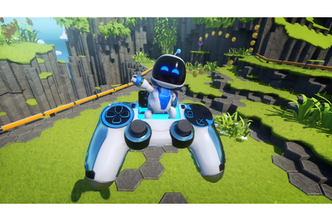 Sony Japan Studio interview: How Astro Bot's VR changes 3D ...