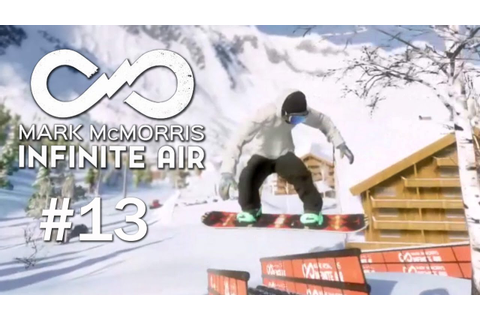 Mark McMorris Infinite Air #13 - Daybreak - YouTube