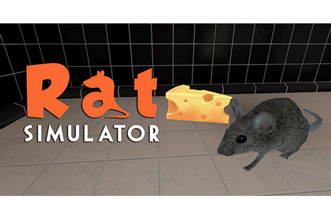 """Rat Simulator"" launches on Steam on the 9th of May - TGG"