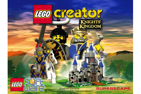 Download LEGO Creator: Knights' Kingdom (Windows) - My ...