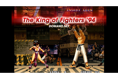 [60fps] The King of Fighters '94 / 킹 오브 파이터즈 94 / ザ·キング·オブ ...