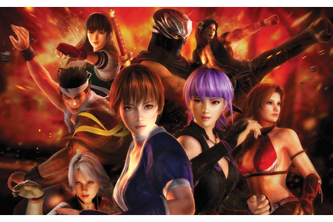Game World: Dead or Alive 5