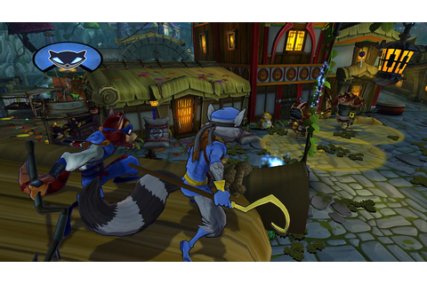 Meet Ninja Master Rioichi Cooper from Sly Cooper: Thieves ...