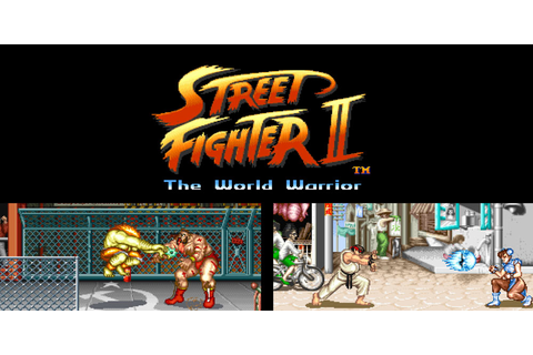 Street Fighter™ II: The World Warrior | Super Nintendo ...