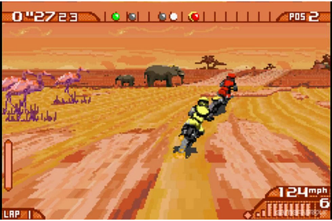 Moto Racer Advance Download Game | GameFabrique