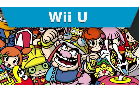 Wii U - Game & Wario - Game Trailer - YouTube
